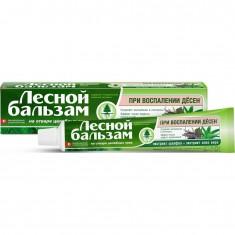 Лесной Бальзам Зубная паста Профилактическая с экстрактом шалфея и алоэ-вера на отваре трав 75мл ЛЕСНОЙ БАЛЬЗАМ