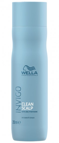 Wella Invigo Balance Clean Scalp шампунь от перхоти 250мл
