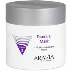 Aravia Себорегулирующая маска Essential Mask 300мл Aravia professional