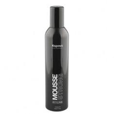 Kapous Мусс для укладки волос сильной фиксации 400 мл