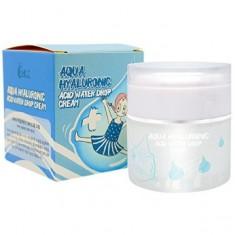увлажняющий крем для лица elizavecca aqua hyaluronic acid water drop cream