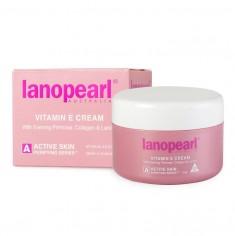 LANOPEARL Крем с маслом вечерней примулы, коллагеном и ланолином Витамин Е / Vitamin E Cream 100 мл