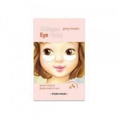 патчи для кожи вокруг глаз etude house  collagen eye patch ad