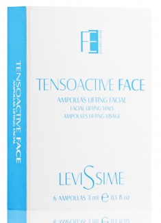 LEVISSIME Комплекс укрепляющий / Tensoactive Face 6*3 мл