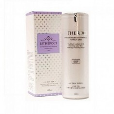 лосьон для лица увлажняющий с egf deoproce estheroce whitening & anti-wrinkle lotion