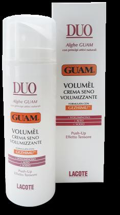 GUAM Крем для увеличения груди с активным био-комплексом / DUO 150 мл