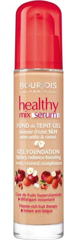 BOURJOIS Крем-сыворотка тональный для лица 52 / Healthy Mix Serum vanille