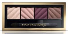 MAX FACTOR Тени для век и пудра для бровей 20 / Smokey Eye Matte Drama Kit rich roses