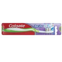 Колгейт Зубная щетка Зигзаг плюс средняя COLGATE
