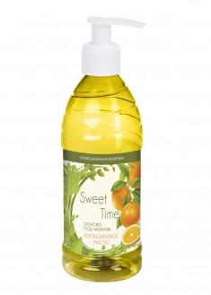 DOMIX Основа под макияж Апельсиновое масло / Sweet Time 210 мл DOMIX GREEN PROFESSIONAL