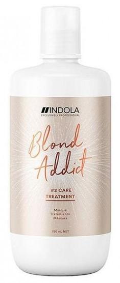 INDOLA Маска для волос / Blond Addict 750 мл