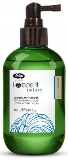 LISAP MILANO Лосьон от перхоти с экстрактом африканского перца / Keraplant Nature Anti-Dandruff Lotion 150 мл