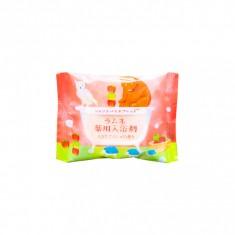 Charley  Sommelier Соль-таблетка для ванн расслабляющая с ароматом свежих яблок, 40 г