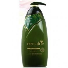 маска для волос rosee eco aloe hair treatment