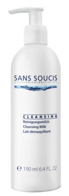 SANS SOUCIS Молочко очищающее / Cleansing Milk 190 мл