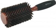 DEWAL PROFESSIONAL Брашинг деревянный, натуральная щетина, мягкая ручка d 42/70 мм