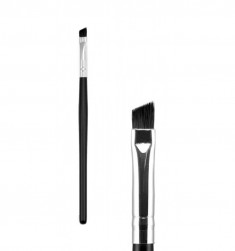 REFECTOCIL Кисть жесткая для окрашивания бровей и ресниц 15 см, черная 1 шт