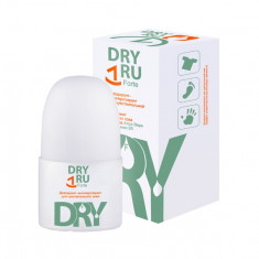 DRY RU Дезодорант-антиперспирант для чувствительной кожи / Forte 50 мл
