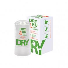 DRY RU Дезодорант минеральный для всех типов кожи / Deo Mineral 60 г