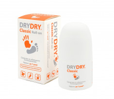 DRY DRY Дезодорант от обильного потоотделения / Classic Roll-on 35 мл