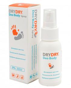 DRY DRY Дезодорант для тела / Deo Body 50 мл