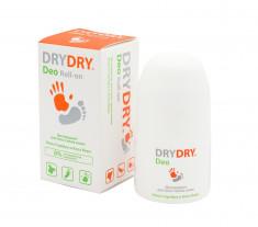 DRY DRY Дезодорант с ионами серебра и алоэ вера / Deo 50 мл