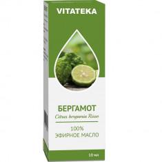 Витатека Масло Бергамот эфирное 10мл Vitateka