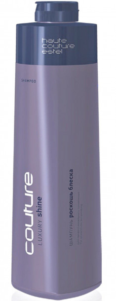 ESTEL HAUTE COUTURE Шампунь для волос / LUXURY SHINE 1000 мл