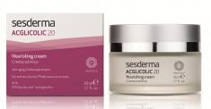 SESDERMA Крем питательный для лица (с гликолевой кислотой 15%) / ACGLICOLIC 20 50 мл