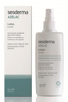 SESDERMA Лосьон для лица, волос и тела / AZELAC 100 мл