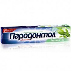 Зубная паста Пародонтол Зеленый чай 63г Свобода