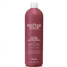 Nook Color Capture Acid Shampoo Шампунь фиксирующий после окрашивания 1000 мл