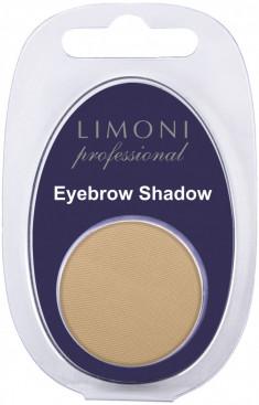 LIMONI Тени для бровей 01 / Еyebrow Shadow
