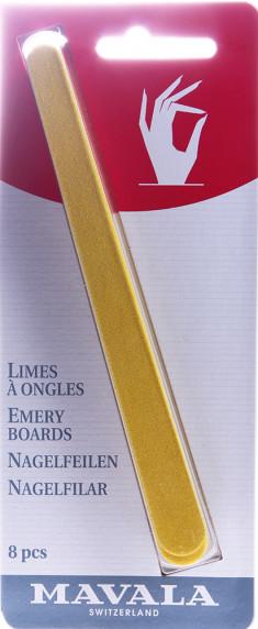 MAVALA Пилочки для маникюра / Emery Boards 20 шт