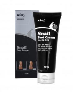 KIMS Крем для ног с мочевиной от мозолей и натоптышей Kims Snail Foot Cream