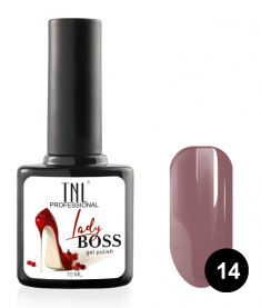 TNL PROFESSIONAL 14 гель-лак для ногтей / Lady Boss 10 мл