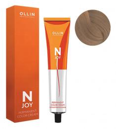 OLLIN PROFESSIONAL 9/0 крем-краска перманентная для волос, блондин / N-JOY 100 мл