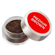 Henna Expert, Краситель для бровей Medium Brown, 3 г