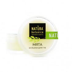 Natura Botanica, Бальзам для губ «Мята», 10 г