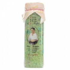 Рецепты бабушки Агафьи Соль для ванн Успокаивающая Сосновая живица 800г Рецепты Бабушки Агафьи