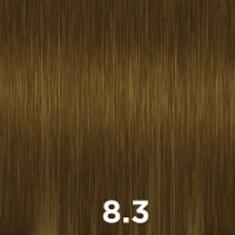 CUTRIN 8.3 крем-краска для волос, светлый золотистый блондин / AURORA 60 мл