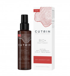 CUTRIN Сыворотка против перхоти / BIO+ ACTIVE 100 мл