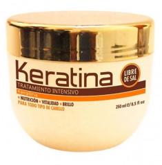 KATIVA Уход интенсивный восстанавливающий с кератином для поврежденных и хрупких волос / KERATINA 250 мл