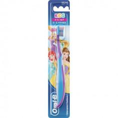 Oral-B Зубная щетка Kids для детей 3-5 лет мягкая