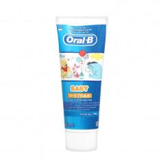 Oral-B Зубная паста Baby для детей до 2х лет Мягкий вкус 75мл