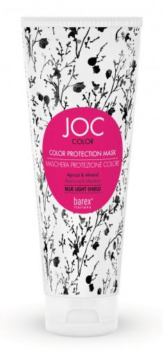 BAREX Маска для волос Стойкость цвета, абрикос и миндаль / JOC COLOR 200 мл
