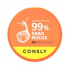 восстанавливающий гель с муцином улитки consly snail mucus regenerating gel