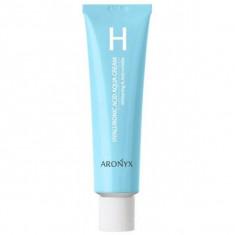 увлажняющий крем с гиалуроновой кислотой и пептидами medi flower aronyx hyaluronic acid aqua cream