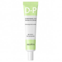 восстанавливающий крем для кожи вокруг глаз с пантенолом и пептидами medi flower aronyx d-panthenol cica eye cream