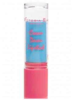 Помада для губ кремовая Теплый розовый VICTORIA SHU